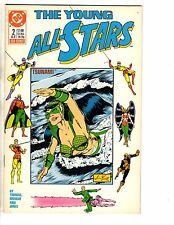 Lot Of 11 The Young All-Stars DC Comic Books # 2 3 4 5 6 7 10 (2) 11 26 27 J228