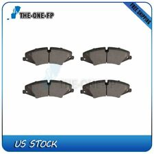Front Brake Pad Set For 2011-2017 Land Rover Range Rover Sport 2013 2012 G765DH