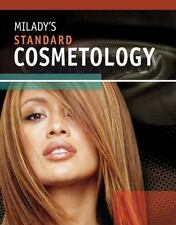 MILADYS Standard Cosmetology HARDBACK TEXTBOOK