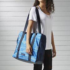 BRAND NEW $45 Reebok Workout Ready Women's Graphic Tote Bag BQ3250