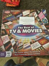 The Best of TV & Movies Board  GAME  - NEW AND SEALED 2014 EDITION