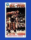 1976-77 Topps Set Break #126 Kareem Abdul-Jabbar NM-MT OR BETTER *GMCARDS*