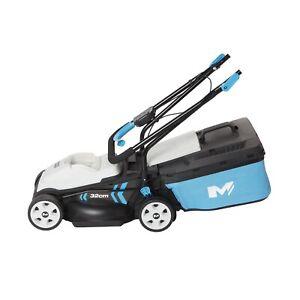 Mac Allister MLM18-Li Cordless 18V Push Lawnmower B&Q Returns Checked & Refurb