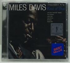 MILES DAVIS Kind Of Blue CD 1997 Columbia CK 64935 SBM Miles 75 Anniv. SEALED