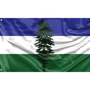Cascadia Movement Flag Unique Design, 3x5 Ft / 90x150 cm size, EU Made