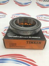 TIMKEN L610549 L610510 TAPERED ROLLER BEARING CUP & CONE SET