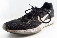 Nike Zoom Structure 19  Running Shoes Black Fabric Women10.5Medium (B, M)