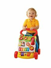 Baby Walker Toy First Steps Fun Play Learning game gift xmas Baby paint phone
