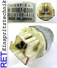 Relais Steuerrelais DENSO 90987-03001 Toyota Starlet 056700-4670 original