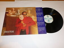 STEVIE WONDER - Characters - 1987 German 10-track vinyl LP
