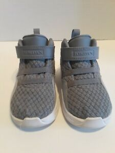 Jordan Formula 23 BT Little Kids Shoes Size 6c Grey