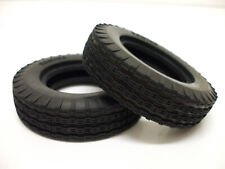 Tamiya Rough Rider Spare Parts Front Tyres Fast Attack Sand Scorcher Buggy Champ
