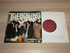 "THE ROLLING STONES 10"" EP LP - BEAT BEAT BEAT / GERMAN 60368 DECCA PRESS in VG++"
