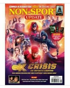 BECKETT Non-Sport Update AUG/SEP 2021 CZX CRISIS + Promo card Ships in Box