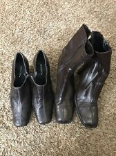 Women's Aerosoles Heel Shoes And Boots  Size 8 1/2 Lot Of (2) Pairs