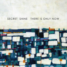 SECRET SHINE Shoegaze CD THERE IS ONLY NOW 10 tracks on SAINT MARIE RECORDS