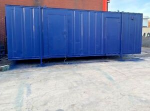 24ft x 9ft Double Office - Independant Entratnce - BLUE