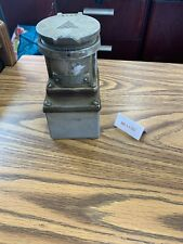 Used Russellstoll Jrf334 Ht Pin Amp Sleeve Receptacle With Bottom 30a 600v