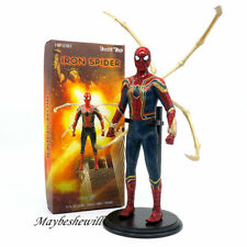 Empire Toys Marvel Avengers END GAME FINALE Iron Spider figurine Collection 30cm