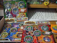 Dragon Ball Dragonball Super Rising Discross Set 01 02 03 new japan