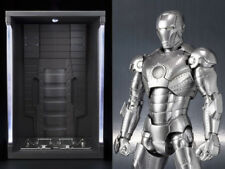 Bandai Iron Man S.H.Figuarts Iron Man Mark II & Hall of Armor Set