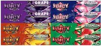 Juicy Jay Flavoured Kingsize Rolling Papers Mango, Grape, Watermelon, Bubblegum