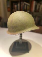 Korean / Vietnam War US M1 Helmet, McCord Corporation Contract
