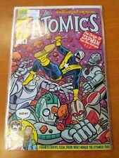 The Atomics # 6, (June 2000) AAA POP COMICS, Comic