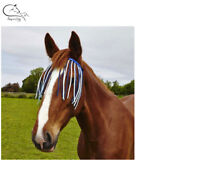 FLY FRINGE. NO HEADCOLLAR NEEDED. ALL SIZES,  AND COLOURS NEW FREE DELIVERY