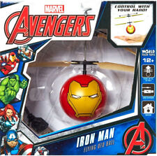 MARVEL AVENGERS 2020 Iron Man UFO Flying Hover Ball DRONE Gift Birthday Fathers