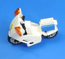 LEGO®  City / weißes Motorad