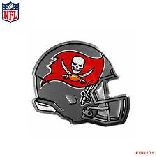 New NFL Tampa Bay Buccaneers Premium 3-D Aluminum Helmet Sticker Decal Emblem