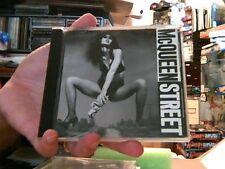 MCQUEEN STREET: MCQUEEN STREET CD HARD ROCK HAIR METAL RAT RACE CHOIR OOP 1991