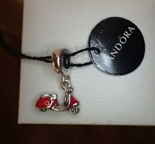 Authentic Pandora Charm Scooter 791140EN42 Motorcycle,NWT