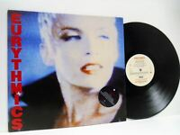 THE EURYTHMICS be yourself tonight LP EX/VG PL 70711, vinyl, with inner, album,