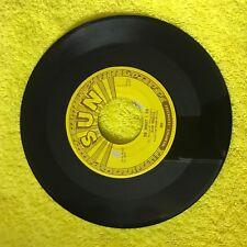 ORIGINAL Slim Rhodes Take and Give Do What I Do SUN RECORDS 45 rpm