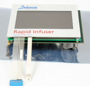 Belmont Display Panel, Board and Touch Assembly for FMS-2000 Rapid Infuser