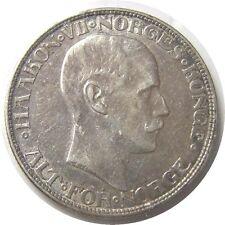 elf Norway 2 Kroner 1912 Haakon Vii
