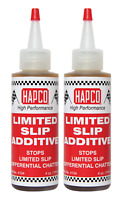 HAPCO - Limited Slip Additive - REDUCES WEAR & NOISE IN DIFFERENTIALS - 2 PACK