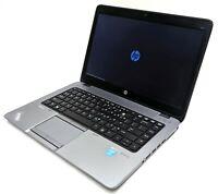 "HP EliteBook 840 G1 14"" Laptop Intel Core i5-4200U 1.60GHz 8GB 120GB SSD No OS"