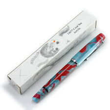 Noodler's Konrad Flex Fountain Pen - 14077 - Coral Sea Acrylic
