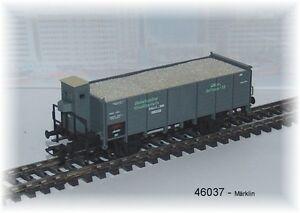Märklin 46037- Insider Club Annual Wagon 2001. # New Original Packaging #