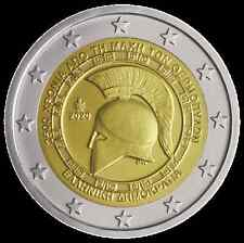 GREECE 2 EURO COIN 2020/2500 YEARS SINCE THERMOPYLES BATTLE-UNC