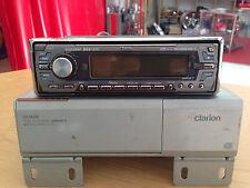 Auto Radio Clarion DXZ838RMP + DCZ628 (haute/Gamme)