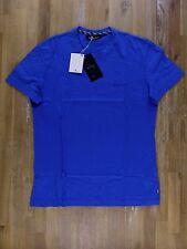 AQUASCUTUM London blue basic t-shirt authentic - Size Medium - NWT