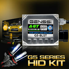 35W HID Xenon Headlight Conversion Kit 9005 9006 9007 H1 H3 H4 H7 H11 H13 880