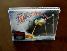 The War of the Worlds [2005 Bonus Track] Jeff Wayne (2CD, Jun-2005 Sony) NEW