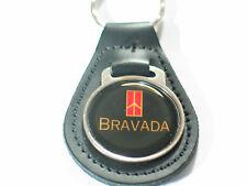 Oldsmobile Bravada Keychain, Key Fob Made in the USA, (#782) (**)
