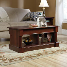 Lift-Top Coffee Table - Select Cherry - Palladia Collection (420520)