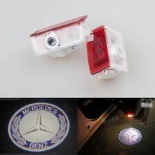 for Mercedes-Benz W212 E320 E350 E63 E550 AMG 2x LED Door Courtesy Laser Light